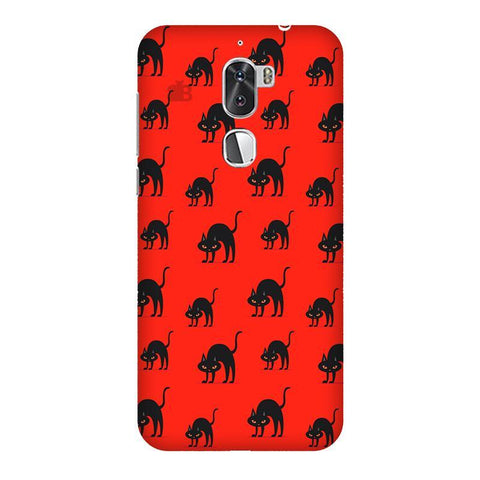 Scary Cats Coolpad Cool 1 Phone Cover