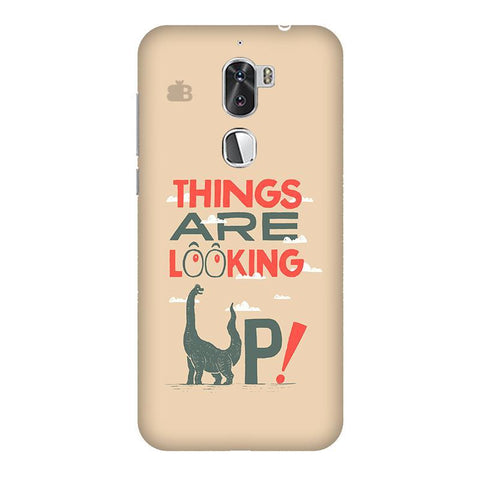 Things are looking Up Coolpad Cool 1 Phone Cover