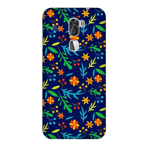 Vibrant Floral Pattern Coolpad Cool 1 Phone Cover
