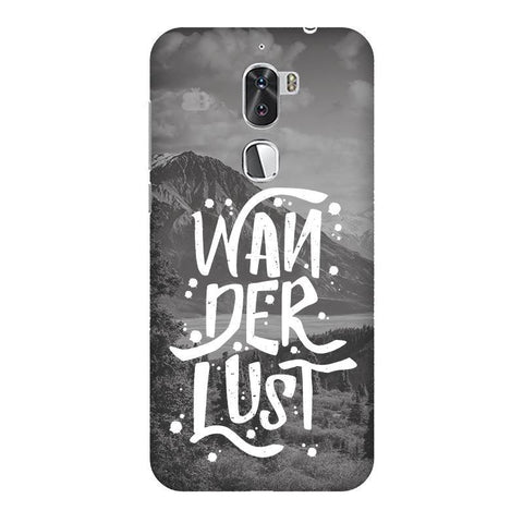 Wanderlust Coolpad Cool 1 Phone Cover
