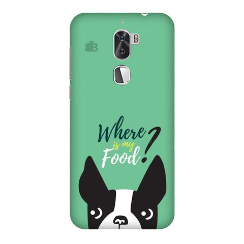 Where is my Food Coolpad Cool 1 Phone Cover