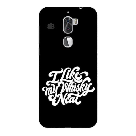 Whiskey Neat Coolpad Cool 1 Phone Cover