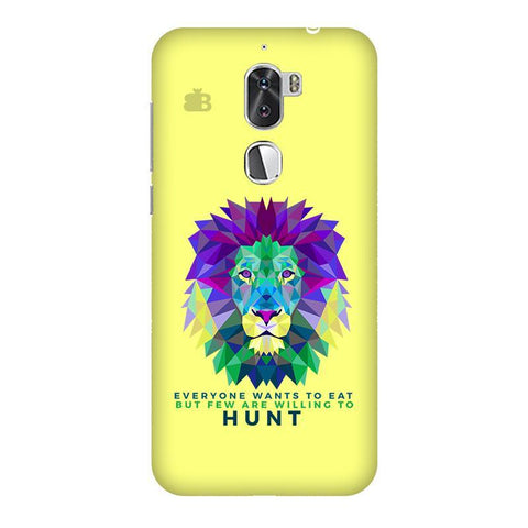 Willing to Hunt Coolpad Cool 1 Phone Cover