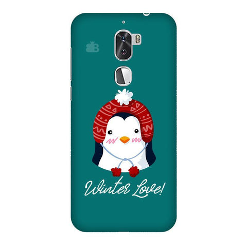 Winter Love Coolpad Cool 1 Phone Cover
