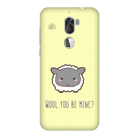 Wool Coolpad Cool 1 Phone Cover