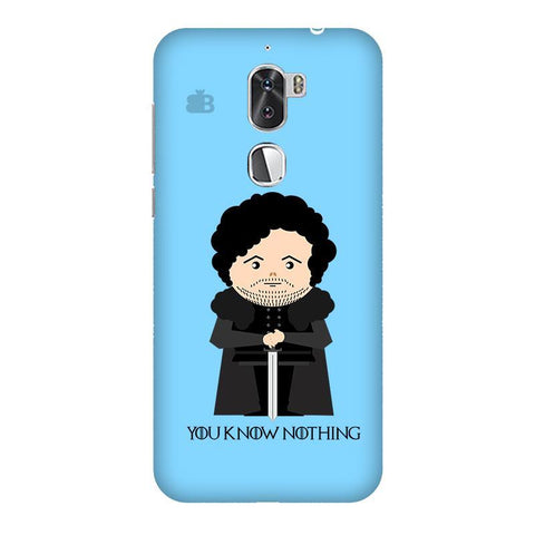 You Know Nothing Coolpad Cool 1 Phone Cover