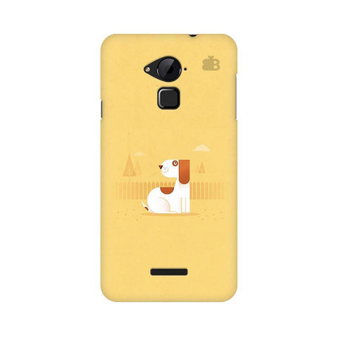 Calm Dog Coolpad Note 3 Phone Cover