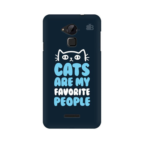 Cats favorite People Coolpad Note 3 Phone Cover