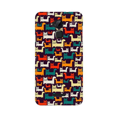 Chill Cats Coolpad Note 3 Phone Cover