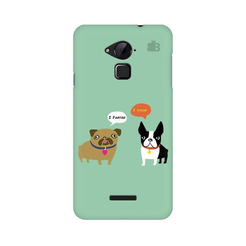 Cute Dog Buddies Coolpad Note 3 Phone Cover