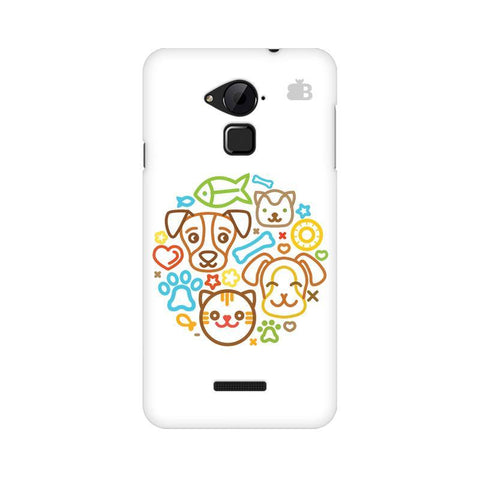 Cute Pets Coolpad Note 3 Phone Cover