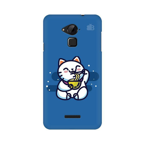 KItty eating Noodles Coolpad Note 3 Phone Cover