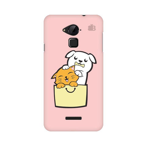 Kitty Puppy Buddies Coolpad Note 3 Phone Cover