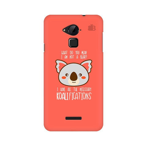 Koalifications Coolpad Note 3 Phone Cover