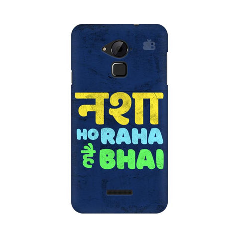 Nasha Bhai Coolpad Note 3 Cover