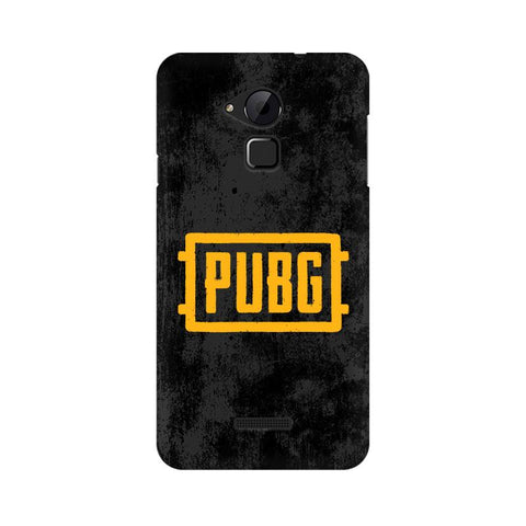 PUBG Coolpad Note 3 Cover