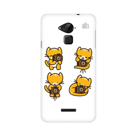Photographer Kitty Coolpad Note 3 Phone Cover