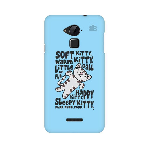 Soft Kitty Coolpad Note 3 Phone Cover