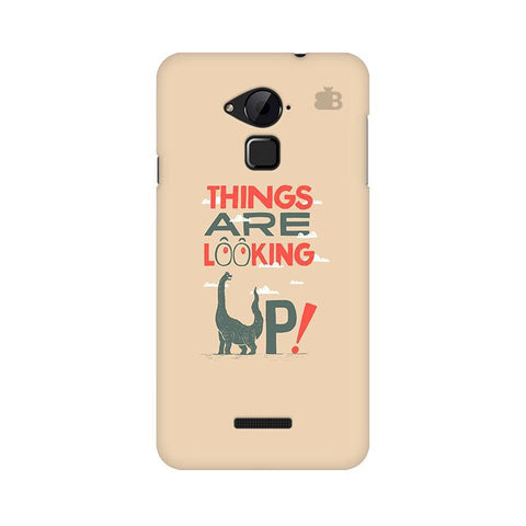 Things are looking Up Coolpad Note 3 Phone Cover