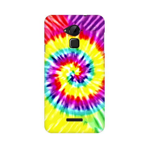 Tie & Die Art Coolpad Note 3 Phone Cover