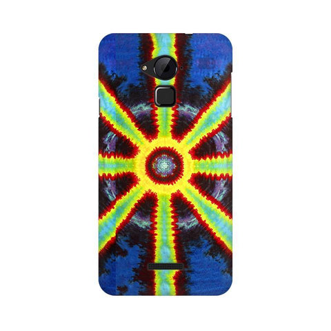 Tie & Die Pattern Coolpad Note 3 Phone Cover