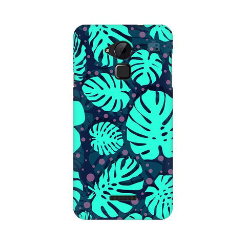 Tropical Leaves Pattern Coolpad Note 3 Phone Cover