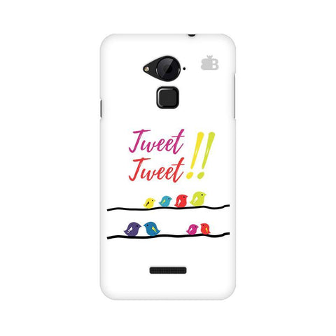 Tweet Tweet Coolpad Note 3 Phone Cover