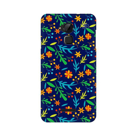 Vibrant Floral Pattern Coolpad Note 3 Phone Cover