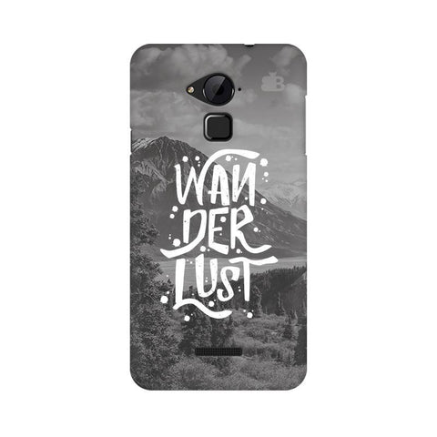 Wanderlust Coolpad Note 3 Phone Cover