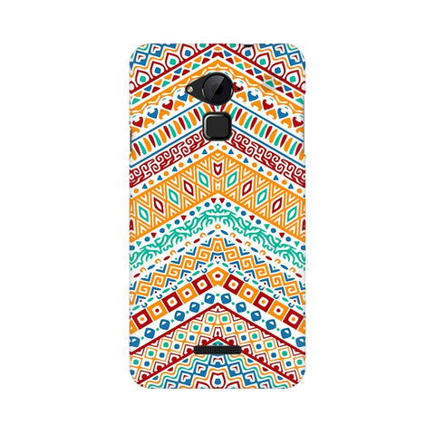 Wavy Ethnic Art Coolpad Note 3 Phone Cover