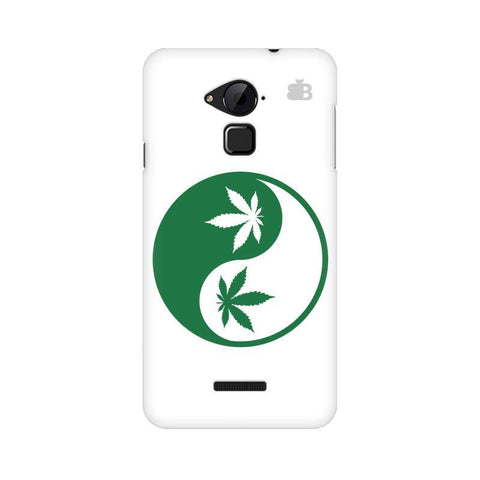 Weed Yin Yang Coolpad Note 3 Phone Cover