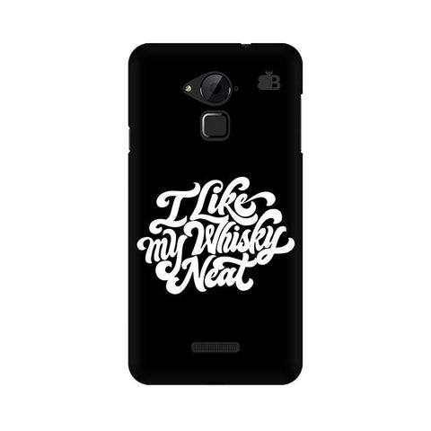 Whiskey Neat Coolpad Note 3 Phone Cover