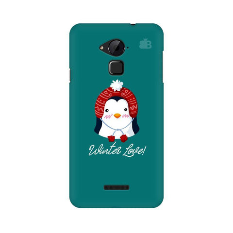 Winter Love Coolpad Note 3 Phone Cover