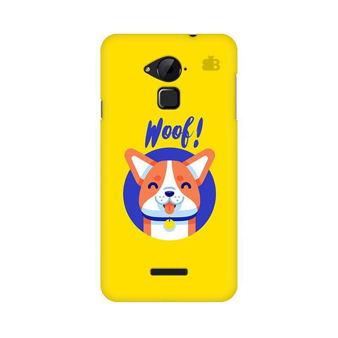 Woof Coolpad Note 3 Phone Cover
