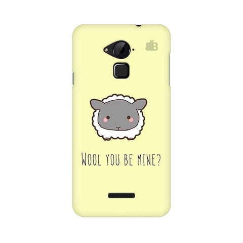 Wool Coolpad Note 3 Phone Cover