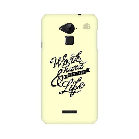 Work Hard Coolpad Note 3 Phone Cover