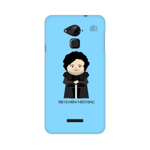 You Know Nothing Coolpad Note 3 Phone Cover