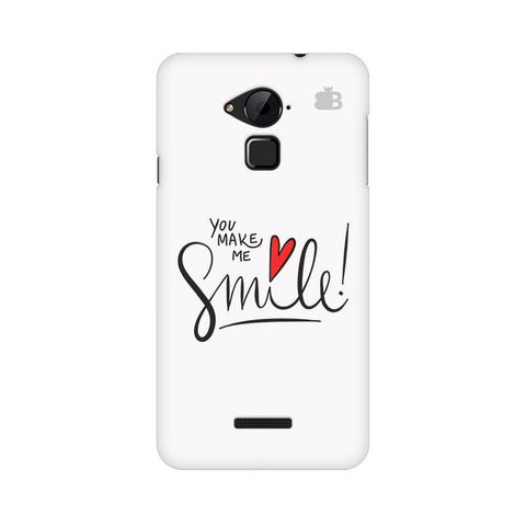 You make me Smile Coolpad Note 3 Phone Cover
