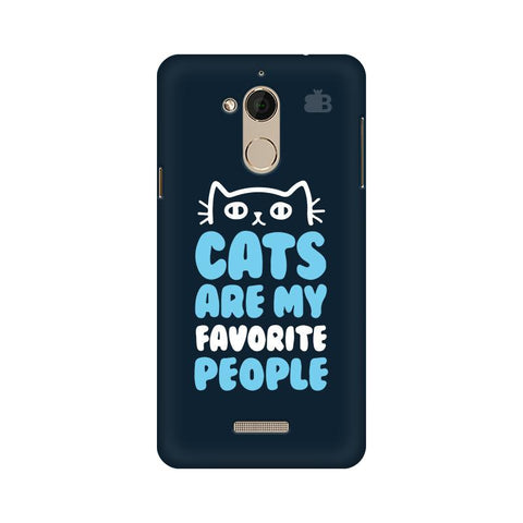 Cats favorite People Coolpad Note 5 Phone Cover