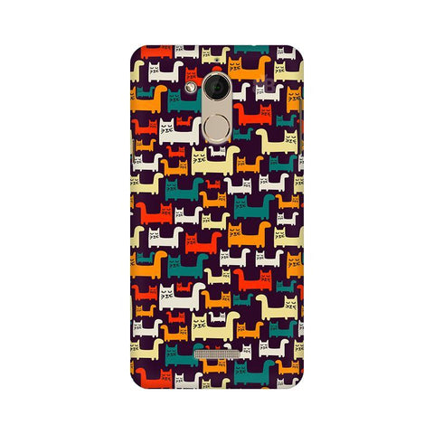 Chill Cats Coolpad Note 5 Phone Cover