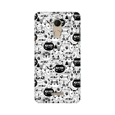 Cute Cats Pattern Coolpad Note 5 Phone Cover