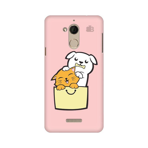 Kitty Puppy Buddies Coolpad Note 5 Phone Cover