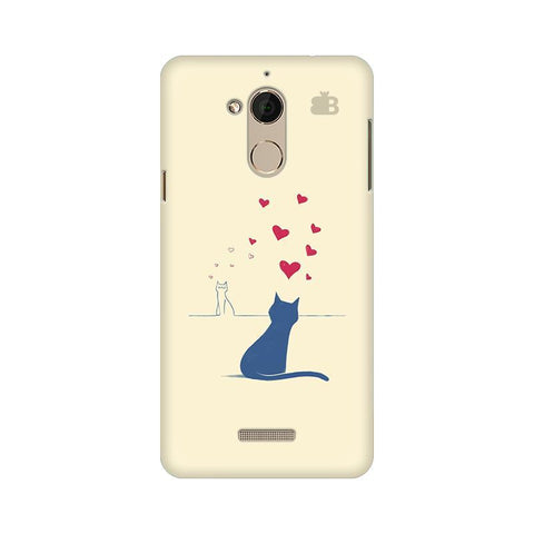 Kitty in Love Coolpad Note 5 Phone Cover