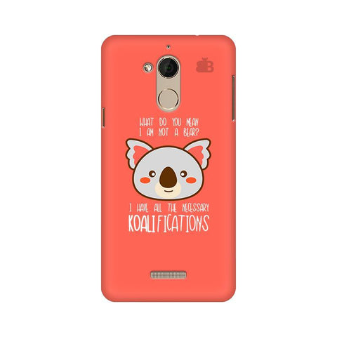 Koalifications Coolpad Note 5 Phone Cover
