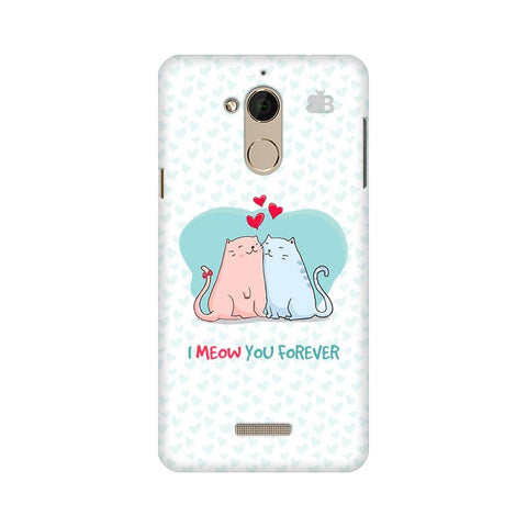 Meow You Forever Coolpad Note 5 Phone Cover