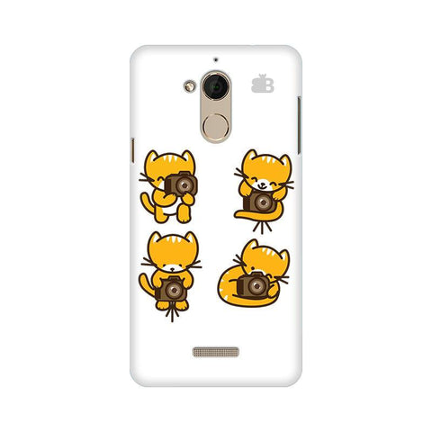 Photographer Kitty Coolpad Note 5 Phone Cover