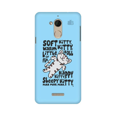 Soft Kitty Coolpad Note 5 Phone Cover