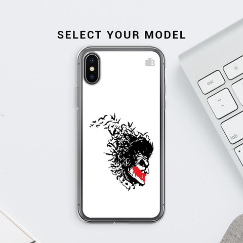 Joker Bats Soft Phone Cover