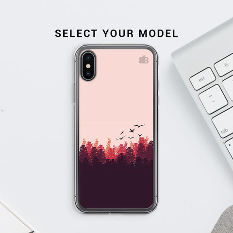 Forest Soft Phone Cover