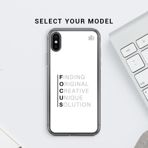 Focus Soft Phone Cover